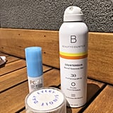 The First Skincare Step: Sunscreen