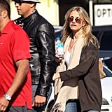 Pictures of Cameron Diaz and Alex Rodriguez In Las Vegas and LA Prior to Departing For NYC