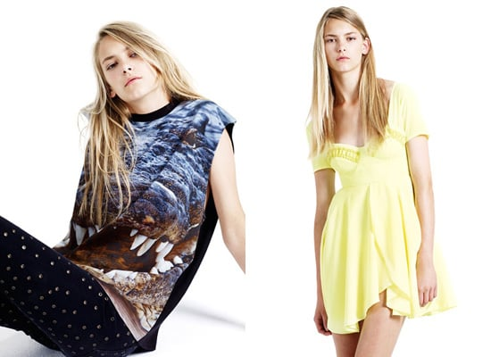 Photos of Christopher Kane for Topshop Autumn 2009