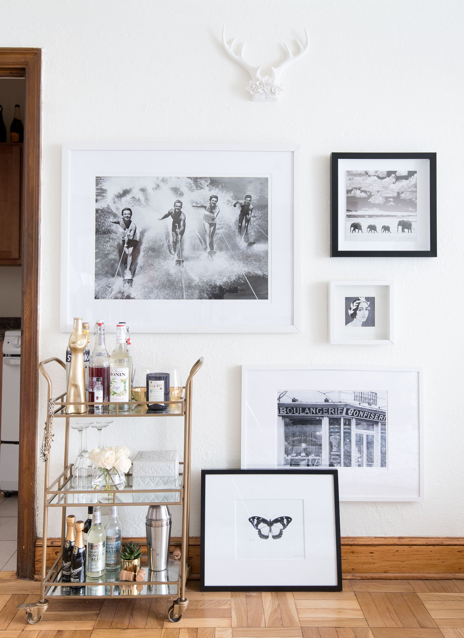 How To Decorate An Apartment On A Budget Popsugar Home