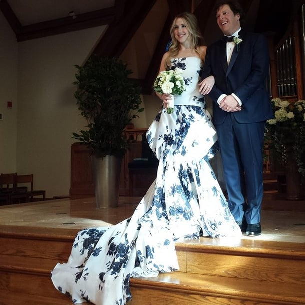 Melinda Relyea's Wedding Dress