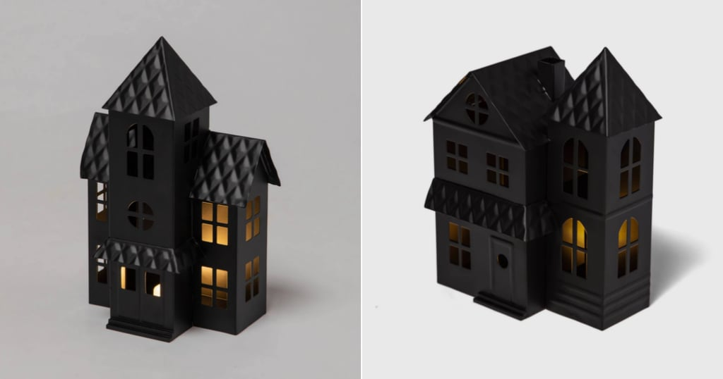 Target Is Selling Miniature Haunted Houses For Halloween