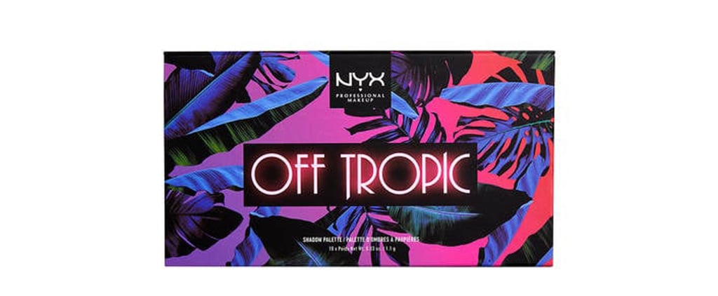 NYX Off Tropic Shadow Palette in Hasta La Vista Review