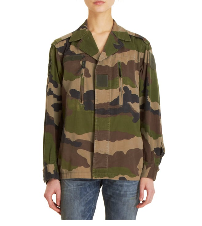 Complete your wardrobe with a vintage classic — you'll find yourself wearing this Barneys New York Co-Op vintage army jacket ($289) with just about everything in your closet.
