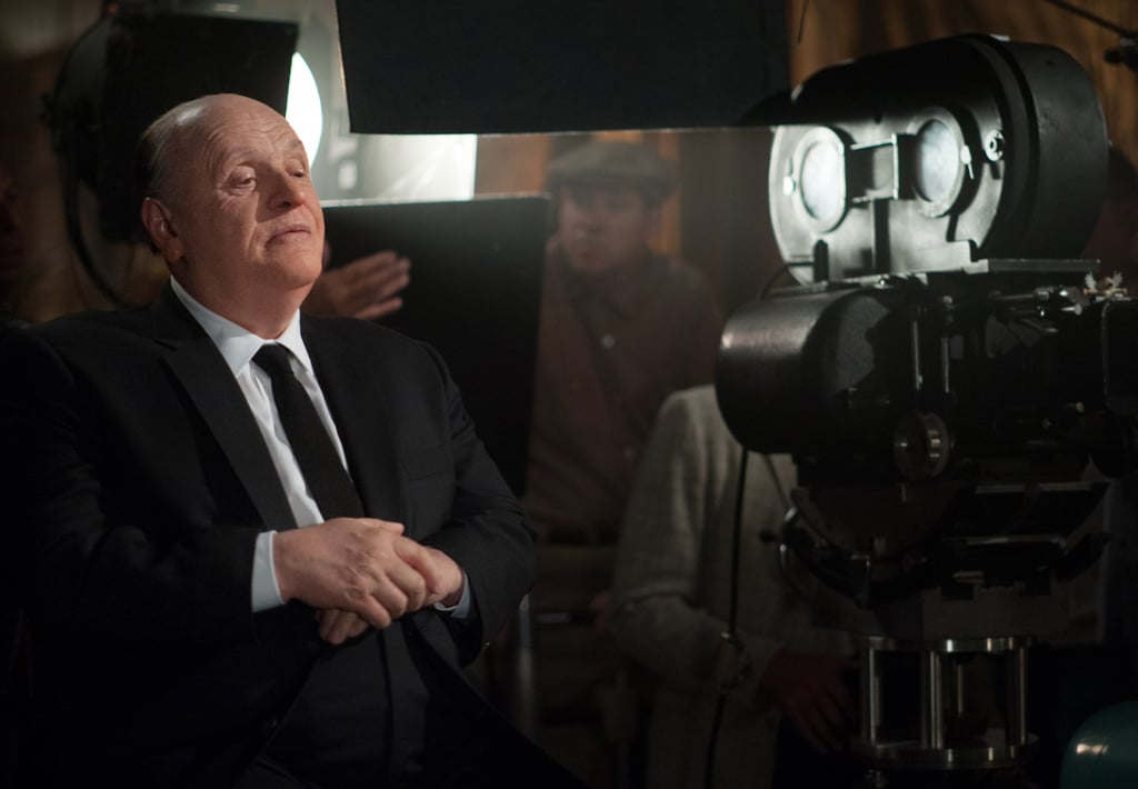 The Challenges | Anthony Hopkins's Alfred Hitchcock Makeup
