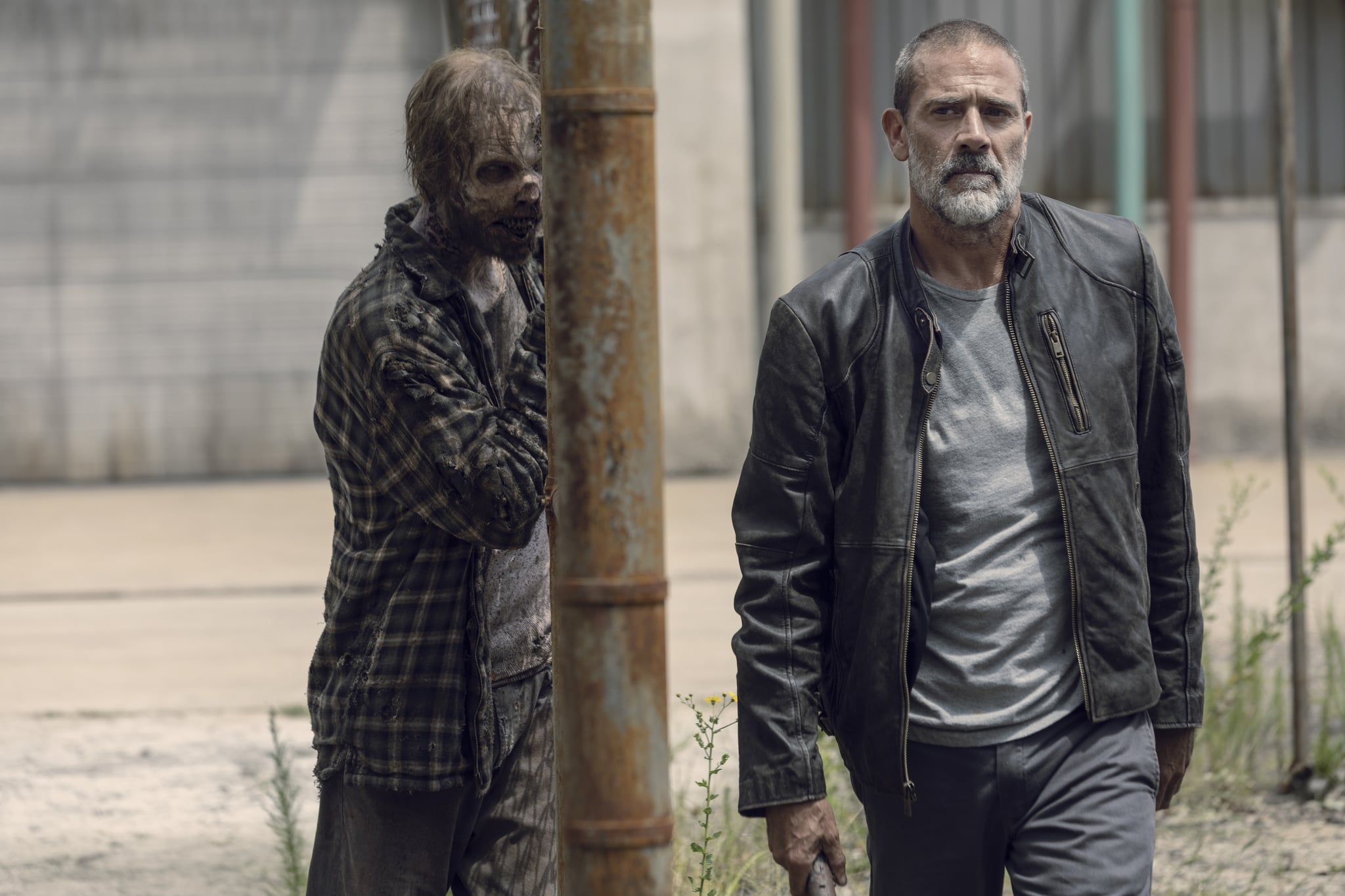 The Walking Dead: Does Negan Think Big Richie Is Rick On The Walking Dead
