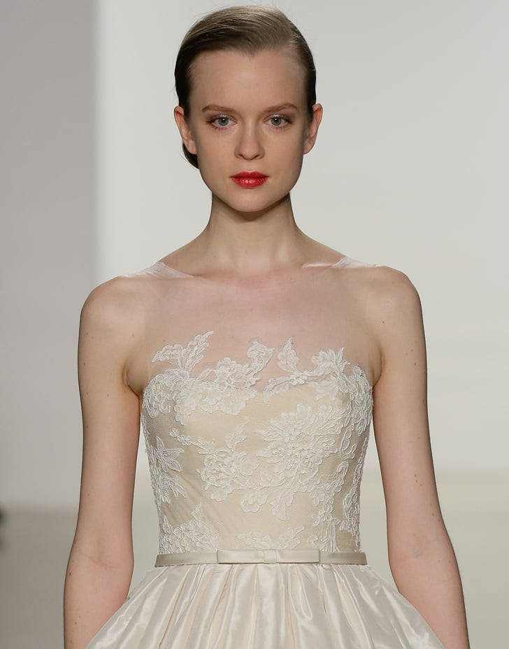 Amsale Bridal Spring 2015 | Wedding Dress Details Spring 2015 ...