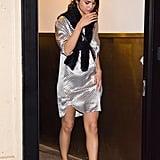 Yep, Selena Gomez Wore Actual PJs in Public — and Yep, She Rocked Them