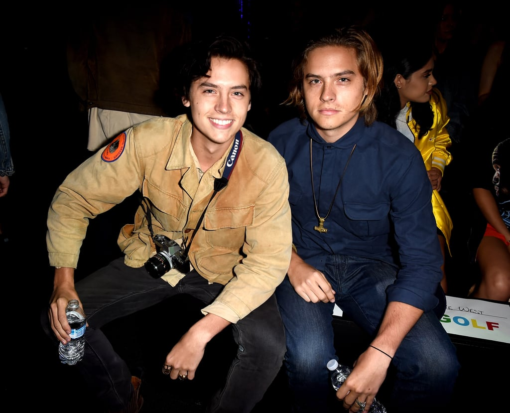 Cole and Dylan Sprouse Pictures | POPSUGAR Celebrity