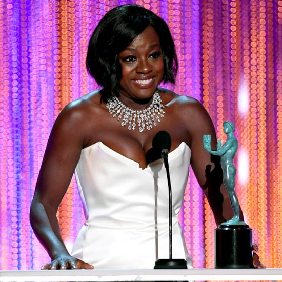 Viola Davis Speech Video at the 2017 SAG Awards