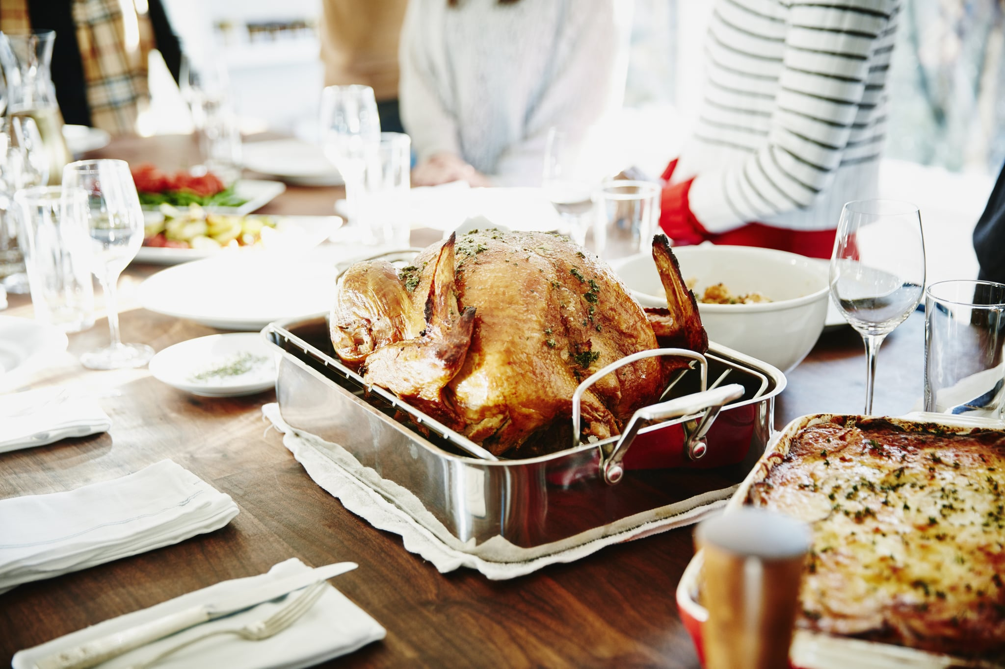 How To Perfectly Cook A Thanksgiving Turkey Popsugar Food