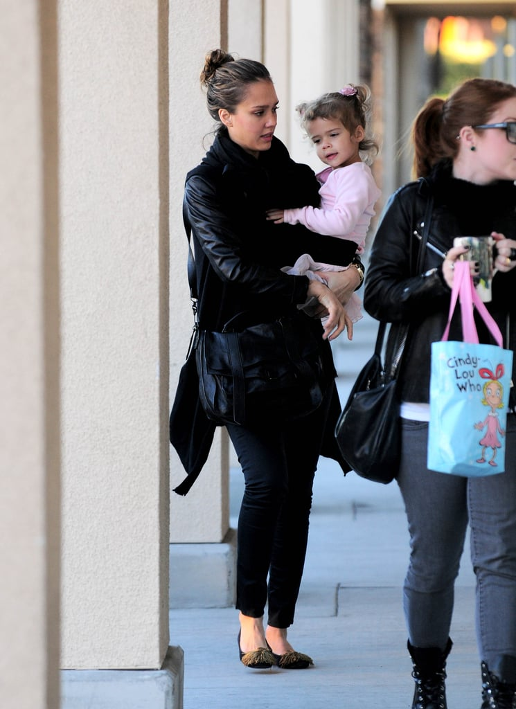 Jessica Alba Is Already Getting Things Ready For Baby No. 2!
