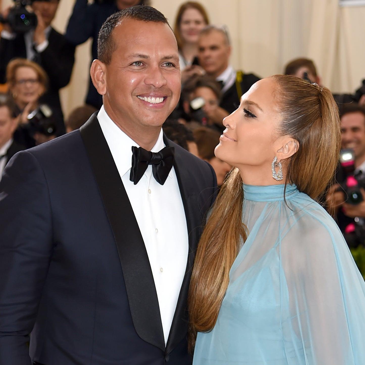 Details On Jennifer Lopez And Alex Rodriguez S Wedding Popsugar Celebrity
