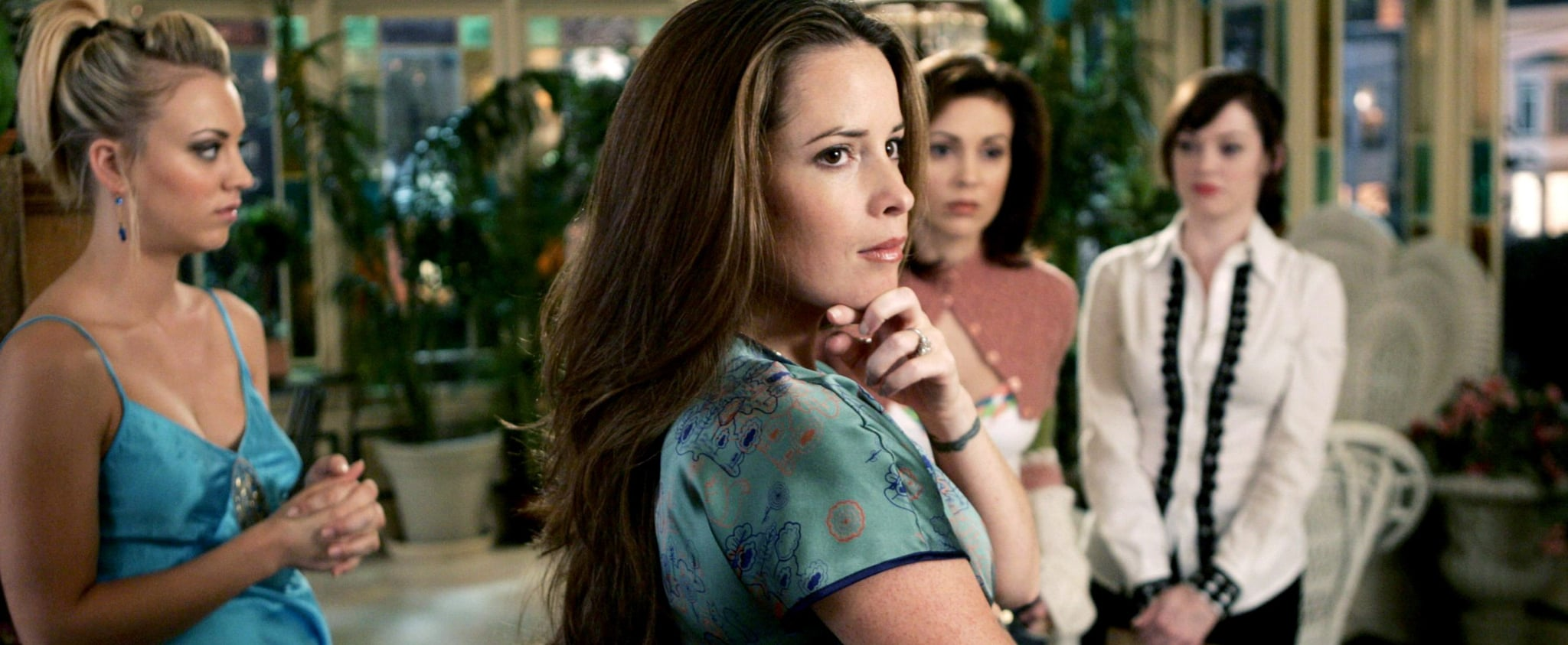 Holly Marie Combs's Reaction to Charmed Reboot