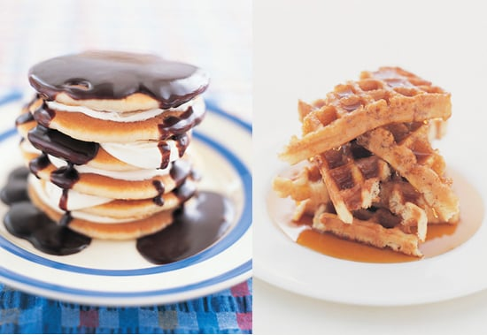 Would You Rather Eat Pancakes or Waffles?