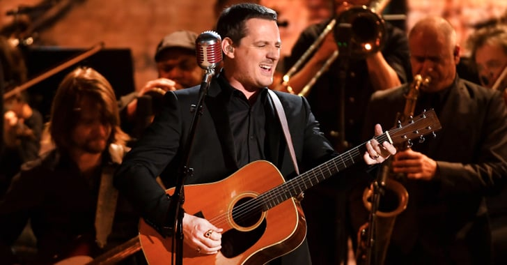 Sturgill simpson performance video at the 2017 grammys Sturgill simpson grammy performance