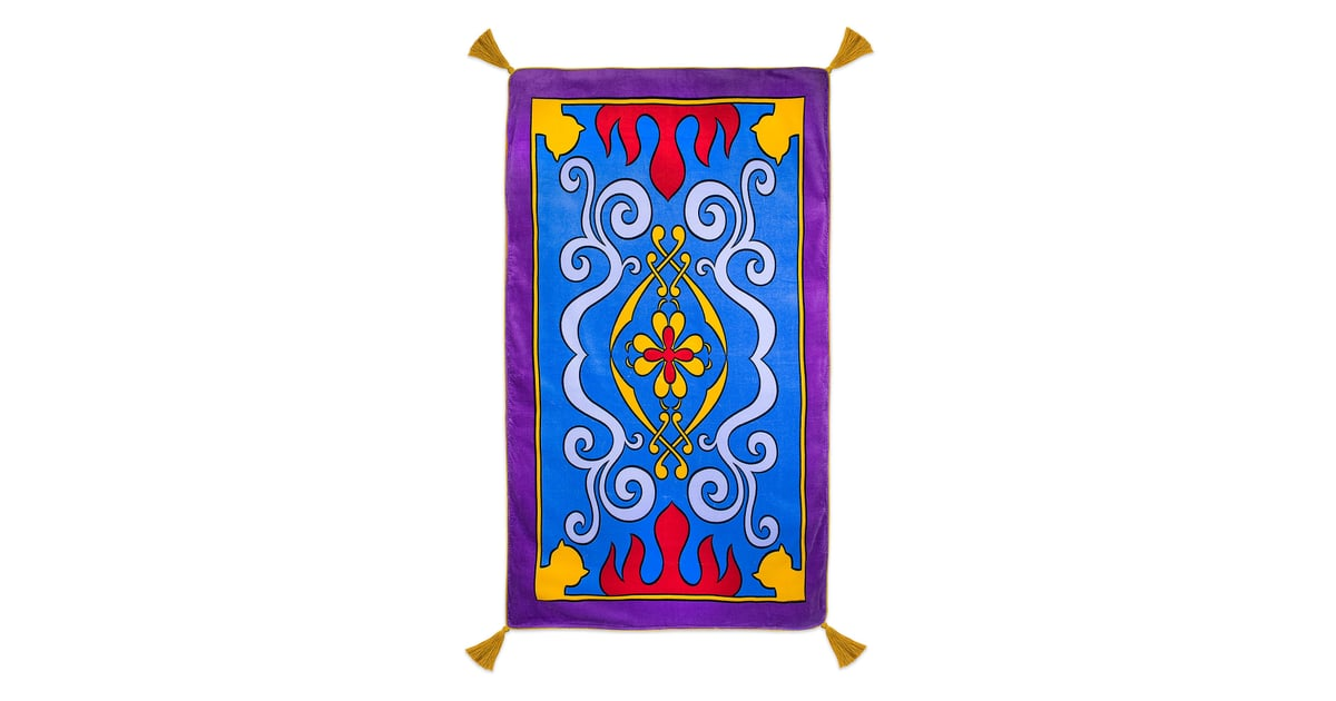 Disney Aladdin Carpet