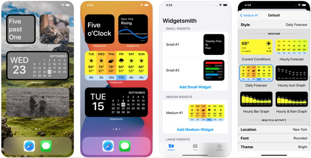 Apps To Customize Your Home Screen With Ios 14 Popsugar Tech