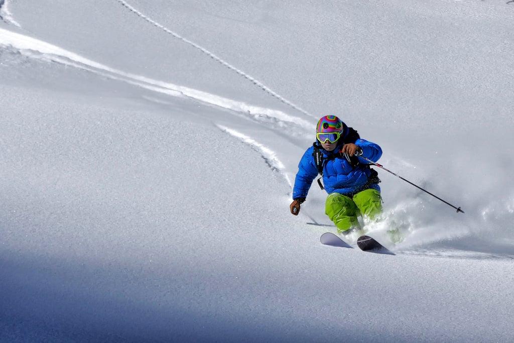 Alta Ski Area, Utah, USA