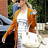 Reese Witherspoon looked cute in shades in Bel Air.
