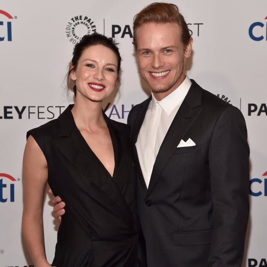 Sam Heughan and Caitriona Balfe's Quotes About Each Other
