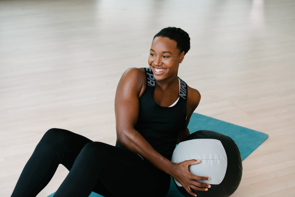 Simone Manuel Strengthening Exercises