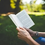 اقرئي كتاباً جيّداً.