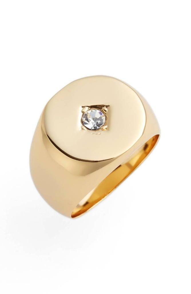 Jules Smith Signet Ring