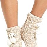 Fleece-Lined Socks