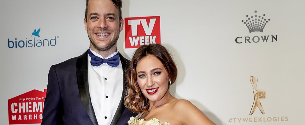 Hamish and Zoë Were Picture-Perfect on the Logies Red Carpet