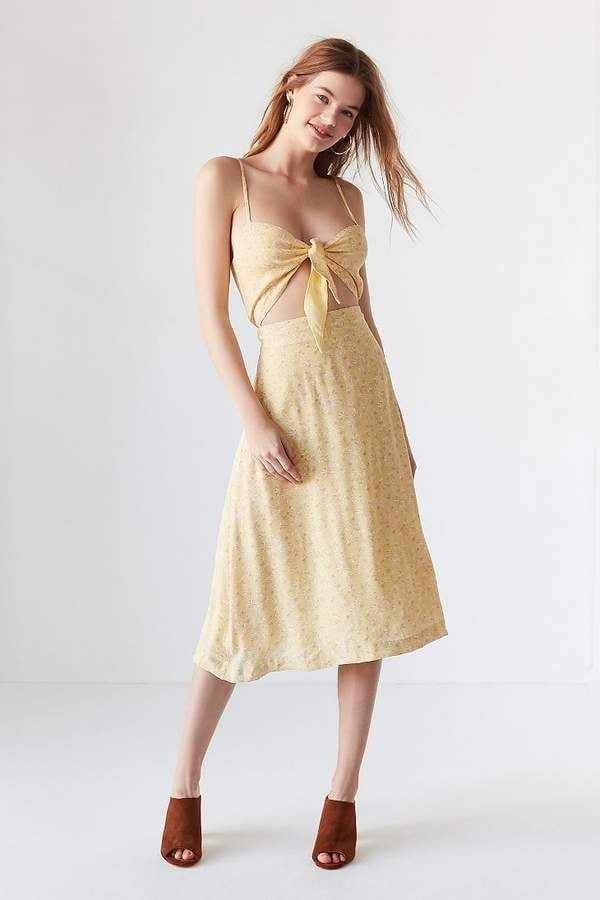 580eb41457 Rolla s Rolla s X UO Eve Midi Dress