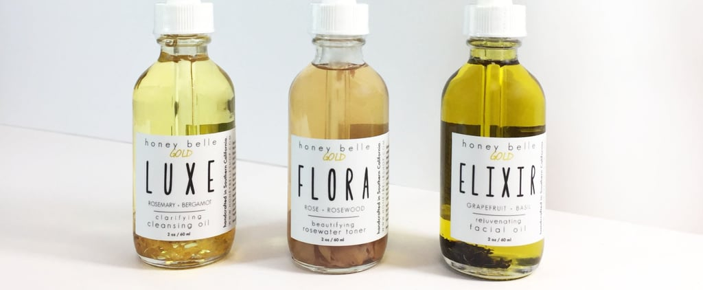 Honey Belle Facial Oils and Toner Review