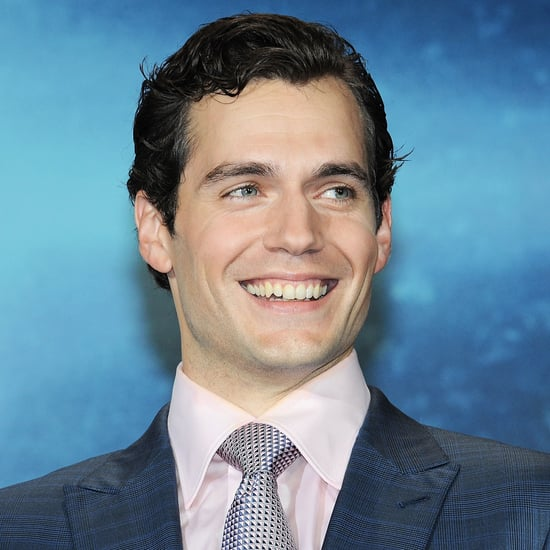 Hot Photos of Henry Cavill Smiling