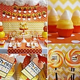 The Cutest Candy Corn Party