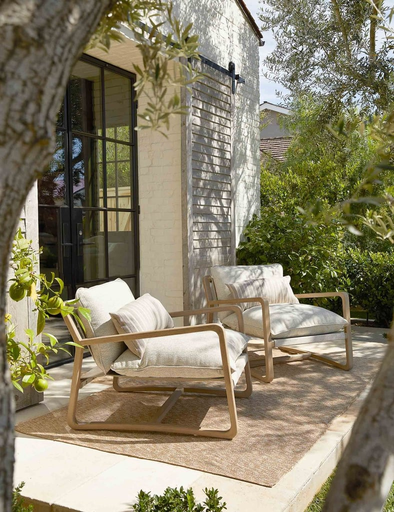Lulu and Georgia Nunelle Indoor / Outdoor Accent Chair