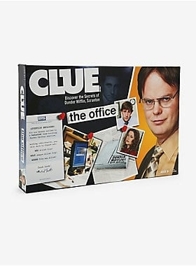 Clue: The Office Edition, Hot Topic Exclusive Board Game