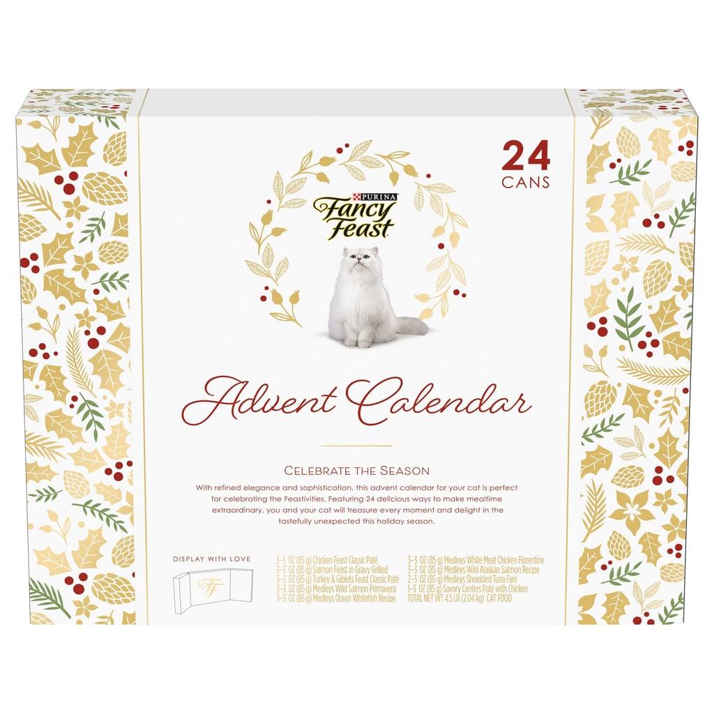 Fancy Feast Advent Calendar Cat Food