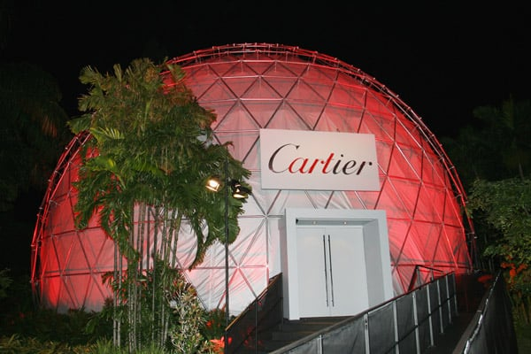 Cartier, Vanity Fair, And The Museum Of Contemporary Art Host A Private Dinner In Honor Of Artist Anri Sala