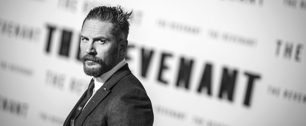 No Surprise Here: Tom Hardy Chases Down Thieves and Makes a Citizen's Arrest