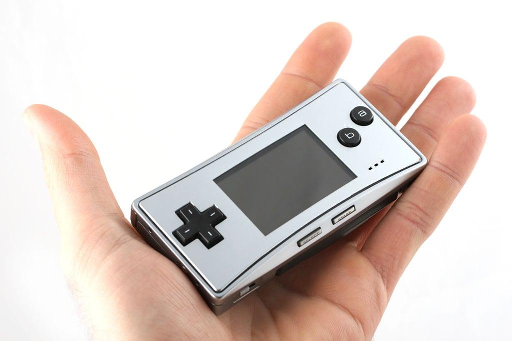 Game Boy Micro