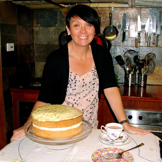 MasterChef Dani Venn's Passionfruit Sponge Cake Recipe