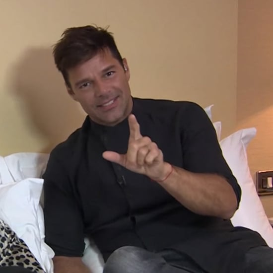 Ricky Martin Loose Women Interview With Linda Robson