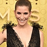 Sarah Levy at the 2019 Emmys