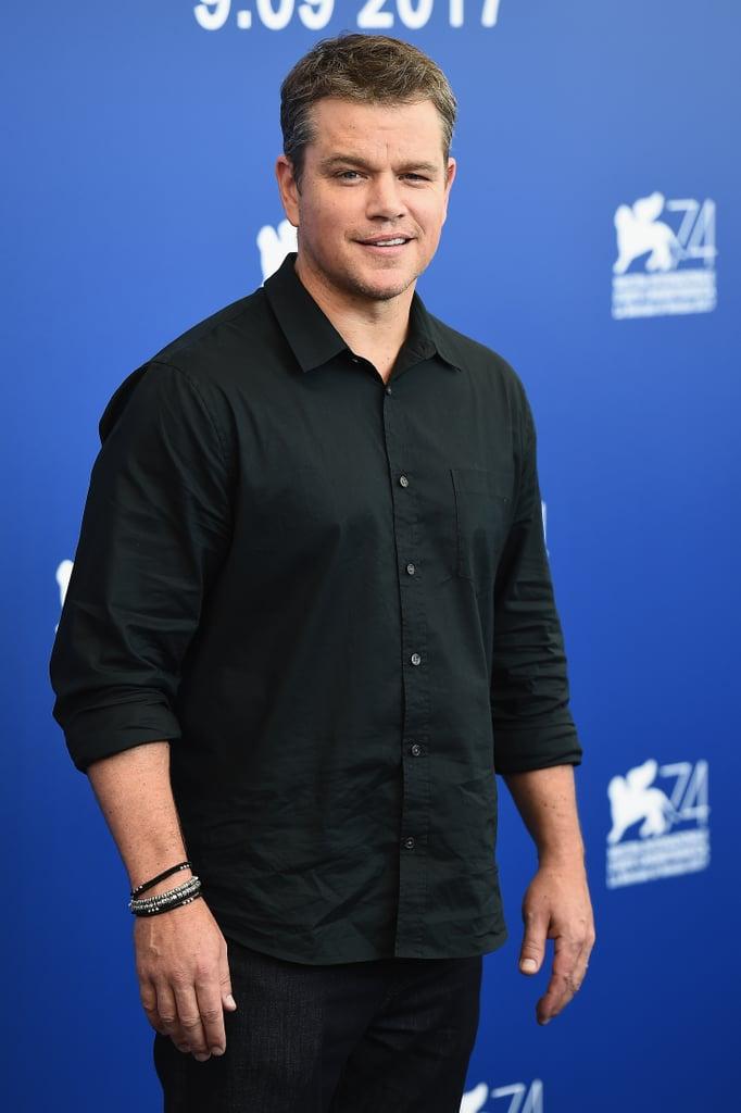 Matt Damon: Oct. 8