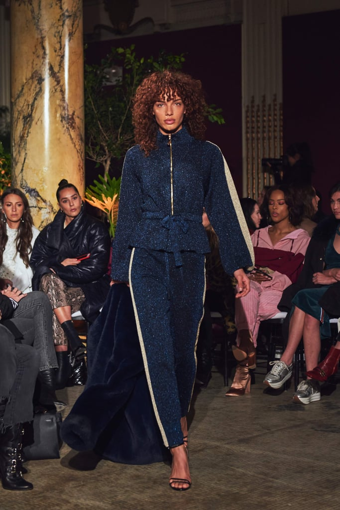 Juicy Couture's Signature Tracksuits Got a Glittery Upgrade at NYFW, and Oh My Gosh YES