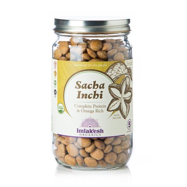 Imla'kesh Organics Sacha Inchi Seeds
