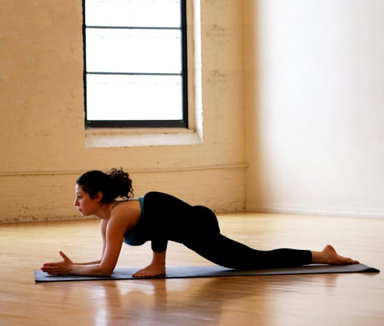 Open Lizard Yoga For Psoas Popsugar Fitness Photo 5