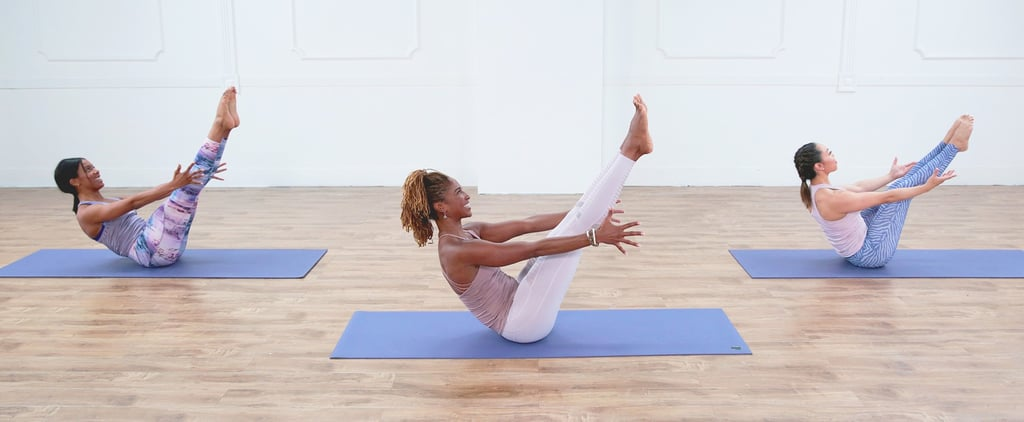 30-Minute At-Home Yoga Flow Workout Video