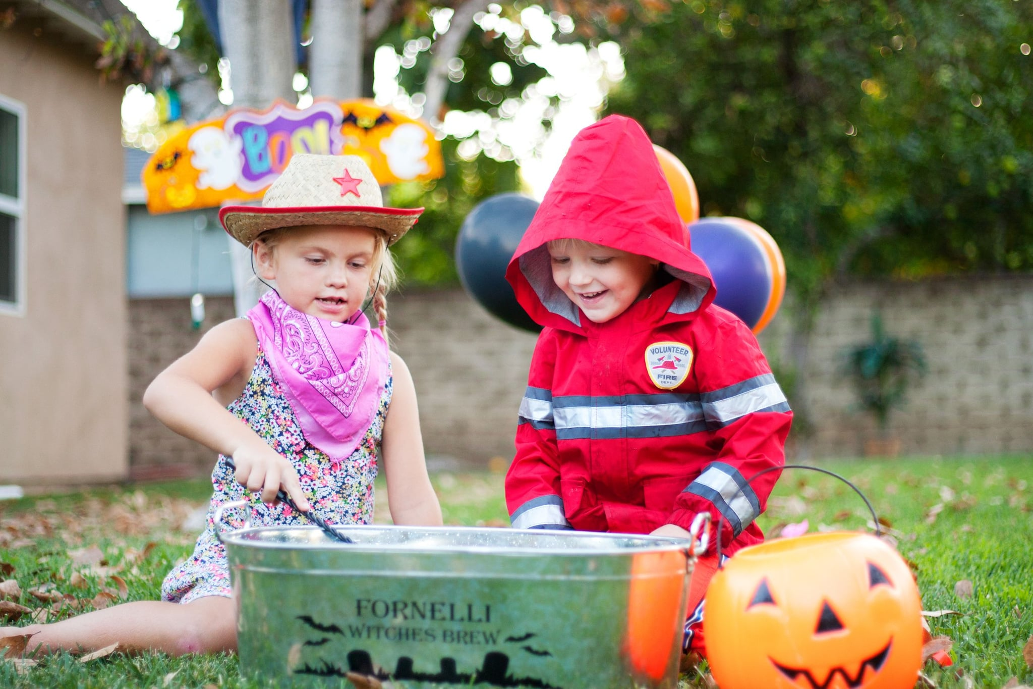 Halloween Fun Through Kids | POPSUGAR Moms