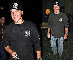 Photos of Matt Damon in NYC